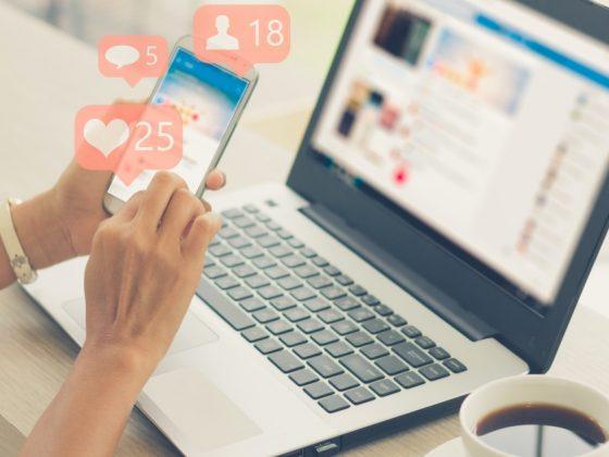 consulente al lavoro sulle dimensioni delle immagini per i social