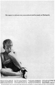 pubblicità libri bernbach